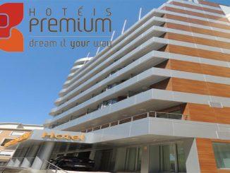 O Hotel Premium em Setúbal