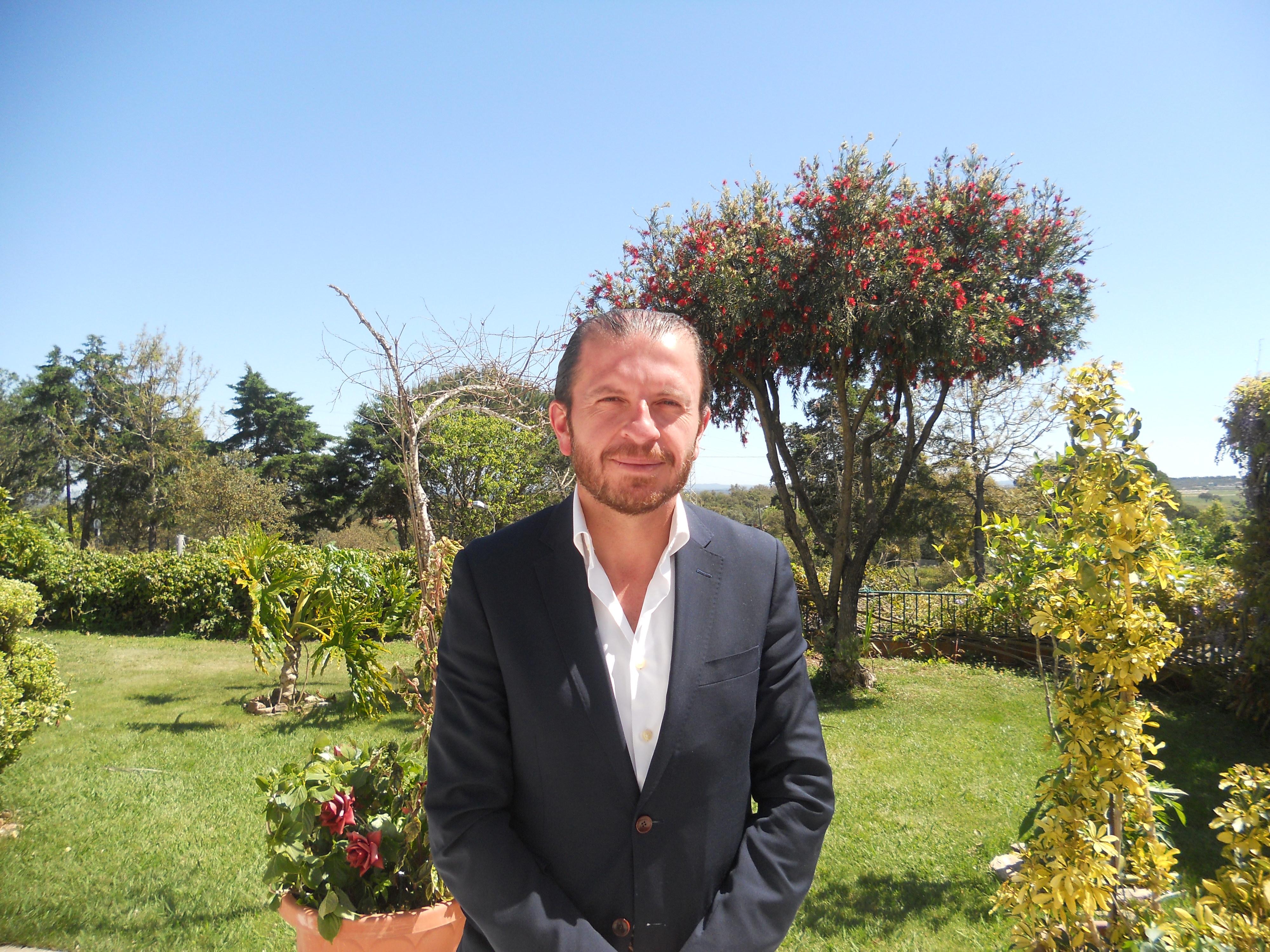 Presidente da Câmara Municipal de Santiago do Cacém Álvaro Beijinha